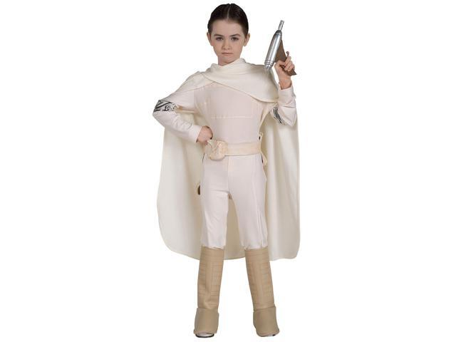 Girl's Deluxe Padme Amidala Star Wars Costume