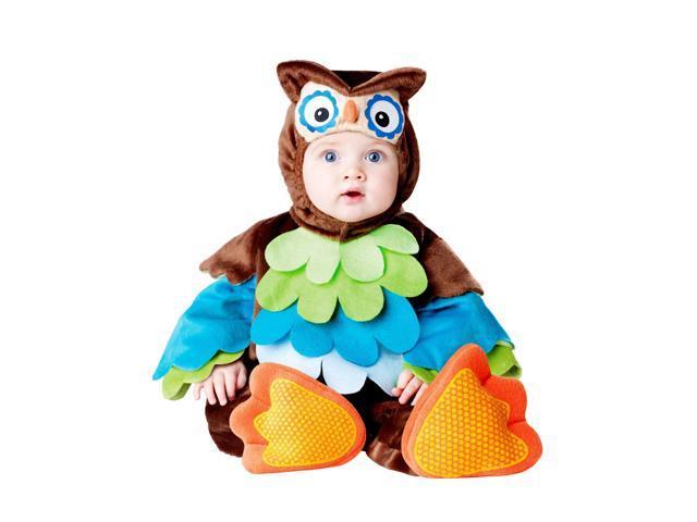 Woo Hoo Owl Bird Costume