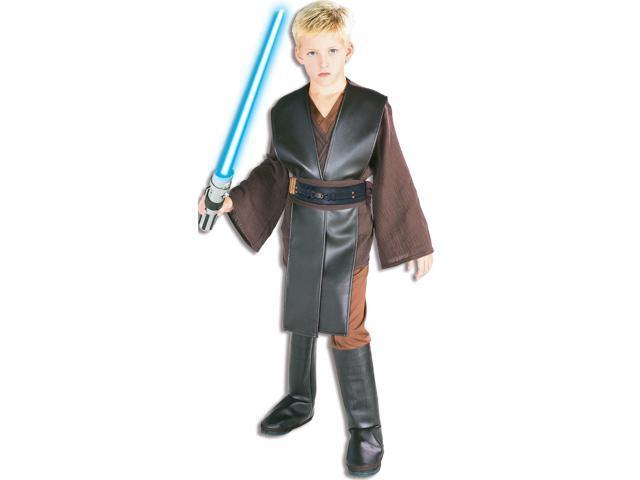 Kid's Deluxe Anakin Skywalker Star Wars Costume