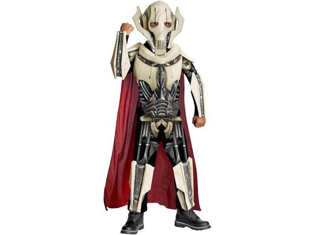 Boy's Deluxe General Grievous Star Wars Costume