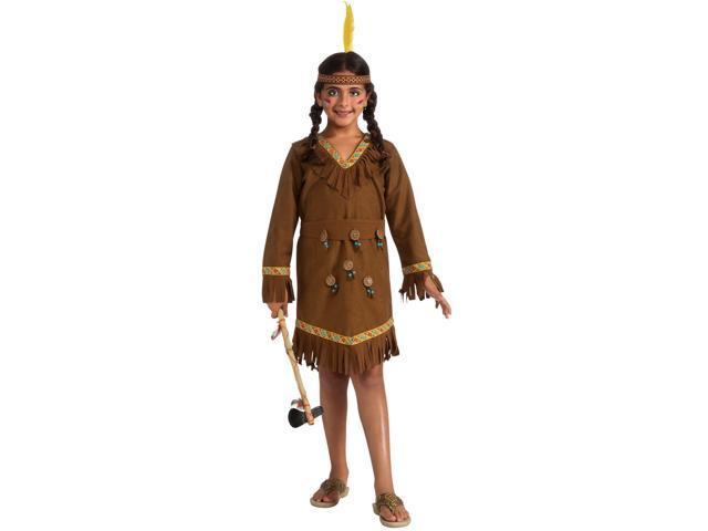 Native American Girl Costume - Kids