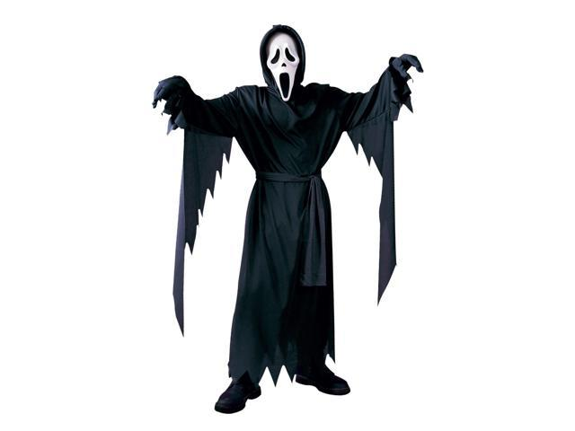 Ghost Face Costume for Boys