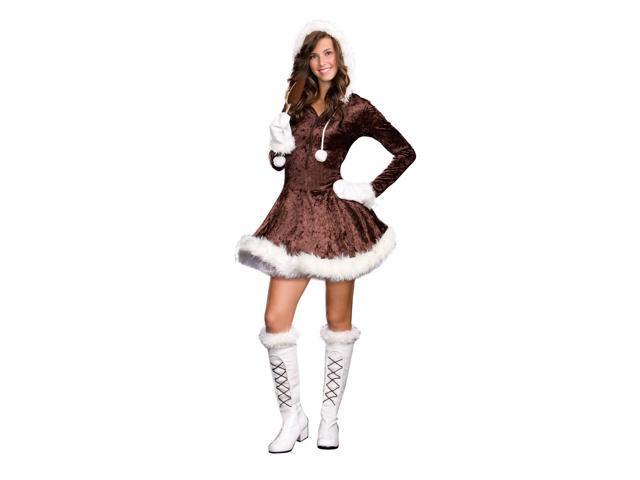 Teen Eskimo Cutie Pie Costume
