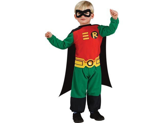 Infant/Toddler Teen Titans Robin Costume