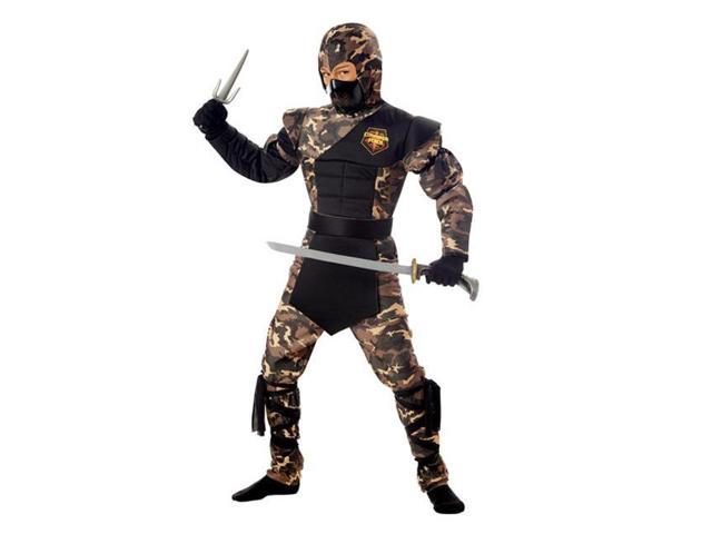 Special Ops Ninja Costume for Boys