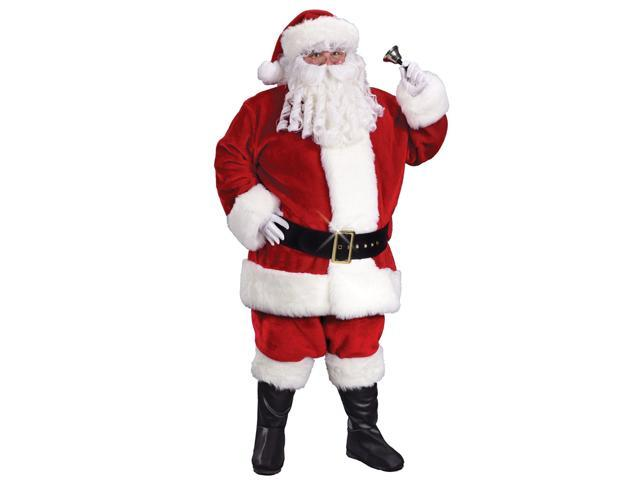 Regency Crimson Men's Santa Suit