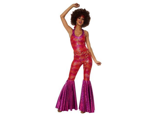 Foxy Lady Women's Sexy 70s Costume