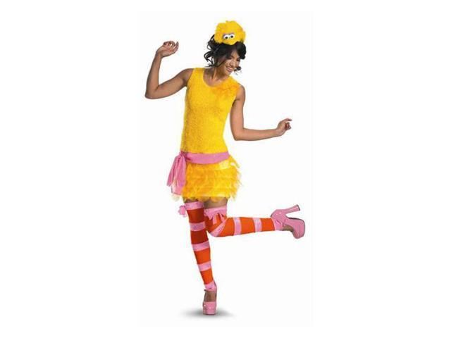 Sassy Big Bird Sesame Street Costume