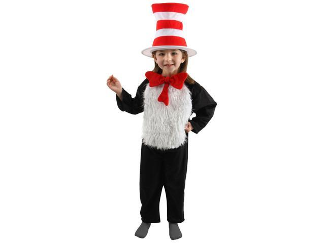 Deluxe Dr. Seuss Cat in the Hat Child Costume