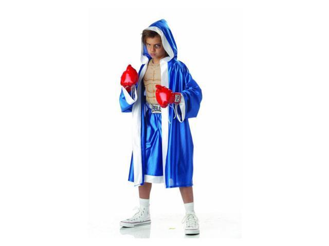 Kids Muscle Chest Everlast Boxer Costume