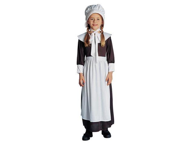 Child Colonial / Pilgrim Girl Costume