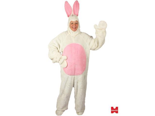 White Easter Bunny Suit