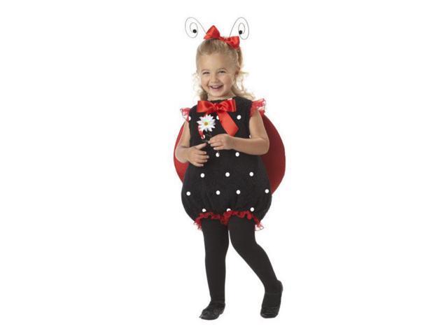 Infant Toddler Lil Lady Bug Costume