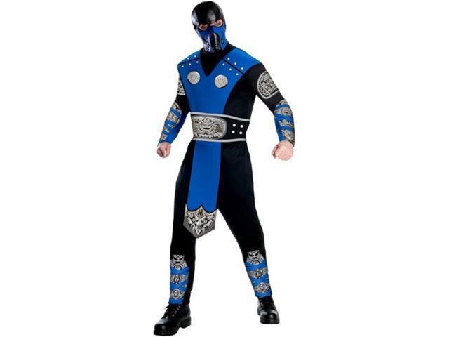 Mortal Kombat Sub-Zero Costume for Adults