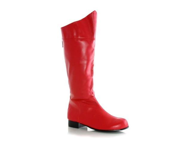 Adult Red Super Hero Boots