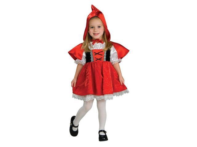 Little Red Riding Hood Costume for Toddlers