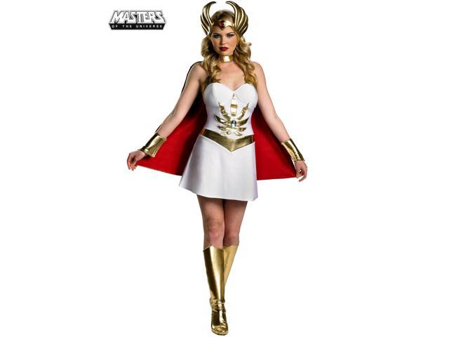 Masters of the Universe Deluxe She-Ra Womens Costume