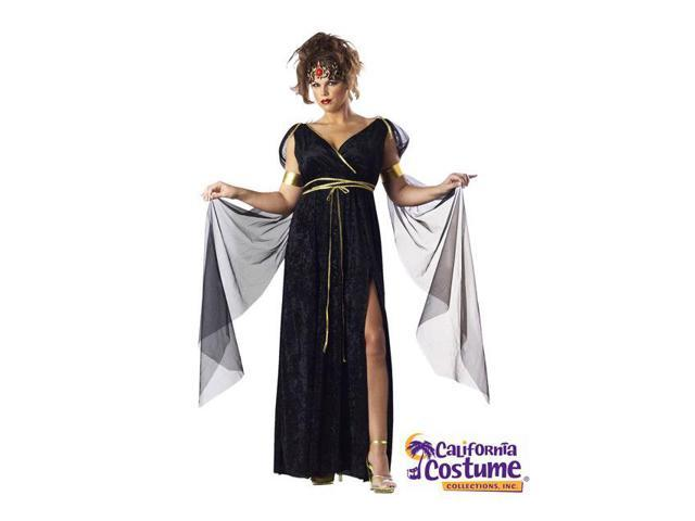 Medusa Plus Size Women's Costume