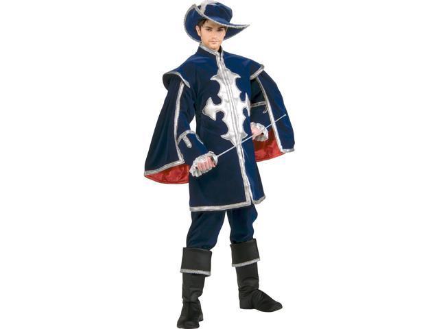 Men's Musketeer Grand Heritage Costume