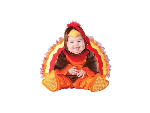 Lil Gobbler Infant Toddler Costume
