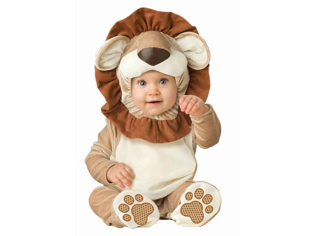 Lovable Lion Infant Toddler Costume