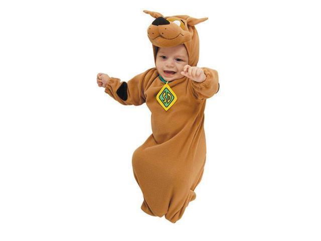 Newborn Scooby-Doo Costume Rubies 885338