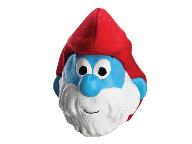 Papa Smurf Mask for Adults