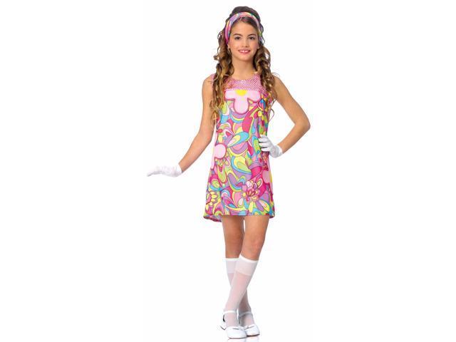 Children's Groovy Girl Costume