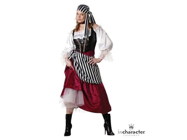 Women's Elite Pirate Wench Costume