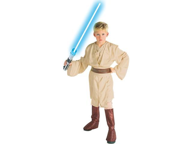 Kid's Deluxe Obi Wan Kenobi Star Wars Costume