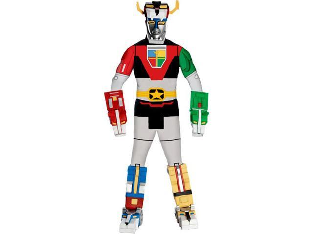 Voltron Deluxe Costume for Men