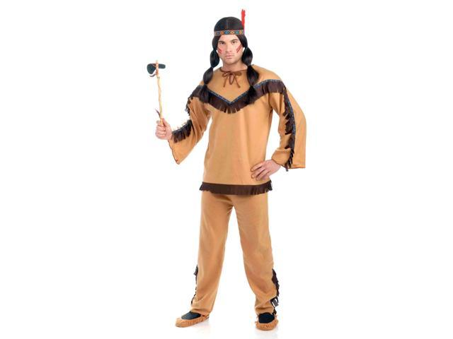 Native American Brave Man Costume