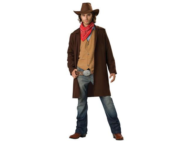 Rawhide Renegade Men's Deluxe Costume