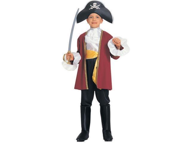 Boy's Captain Hook Costume