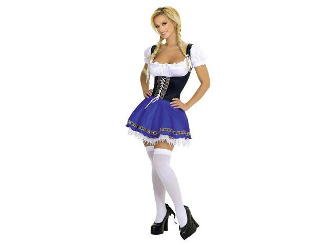 Women's Sexy Service Wench Costume