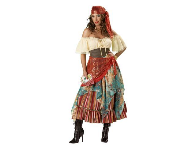 Women's Elite Fortune Teller Costume