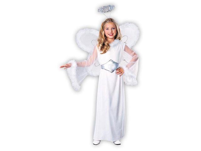 Girl's Snow Angel Costume