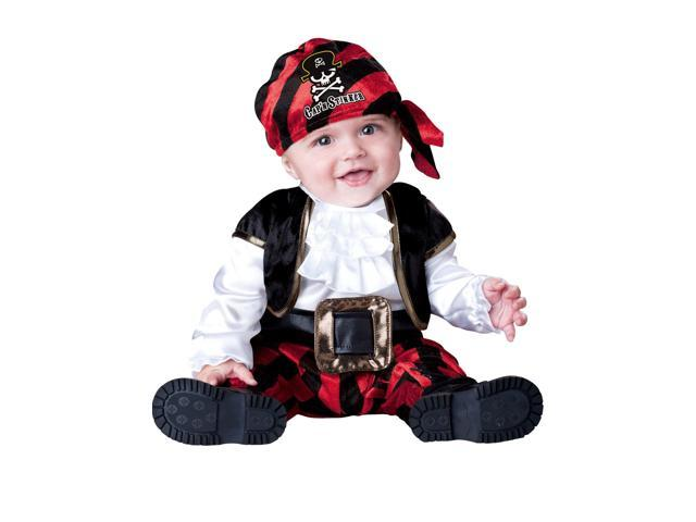 Cap'n Stinker Pirate Costume for Toddlers