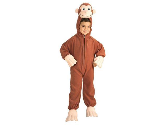 Kid's Curious George Costume