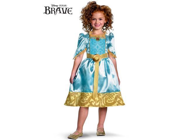 Kids Disney Pixar's Classic Brave Merida Costume