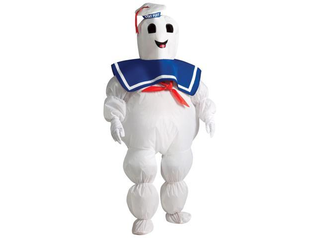 inflatable Stay Puft Ghostbusters Costume for Boys