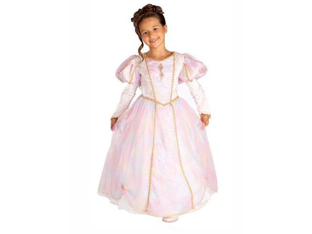 Girl's Rainbow Princess Costume