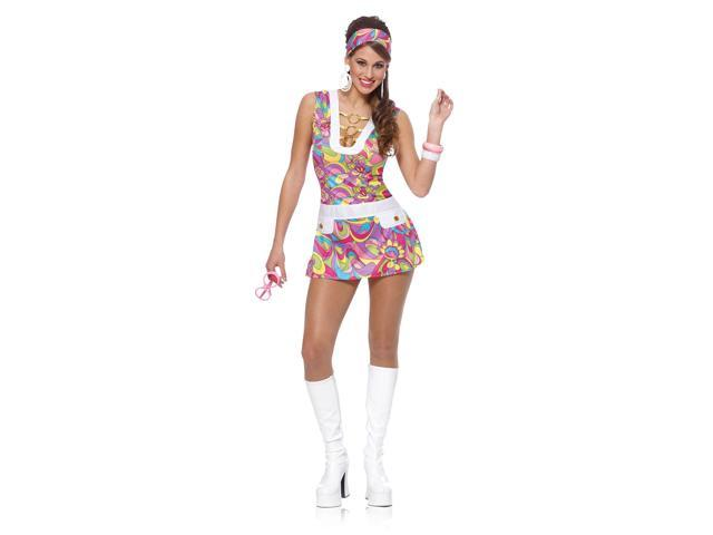 Adult Groovy Chic Costume