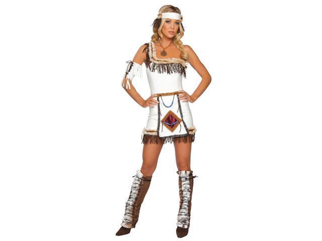 Sexy Chief Women's Native American Costume