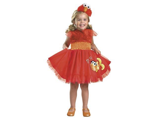 Elmo Toddler Frilly Sesame Street Costume