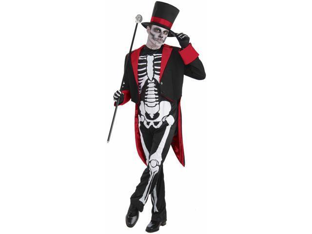 Men's Mr. Bone Jangles Costume