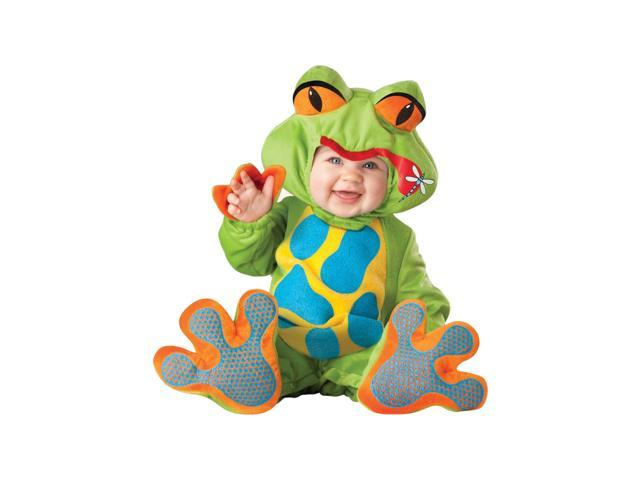 Lil Froggy Infant Toddler Costume