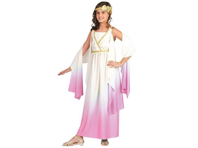 Athena Girl's Costume