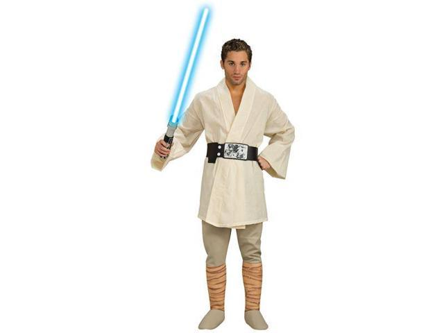 Men's Deluxe Luke Skywalker Star Wars Costume