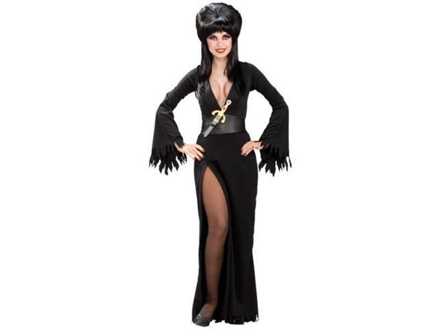Women's Sexy Elvira Costume